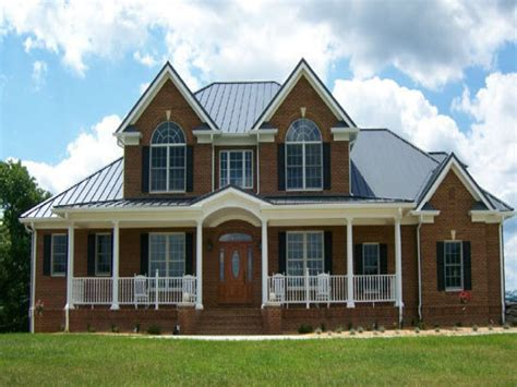 two story house plans with front porch two story house with balcony two story houses with front porches donald gardner farmhouse plans