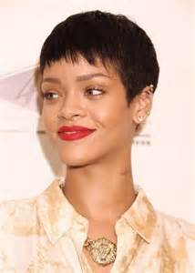 Galerry short hairstyles for round faces for black women