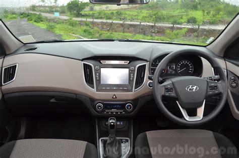 hyundai creta diesel  dashboard review