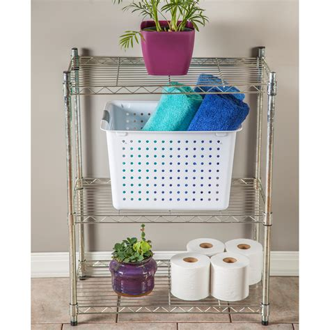 Laundry Stack Rack by Stacking Laundry Baskets Rack Laundry Keep
