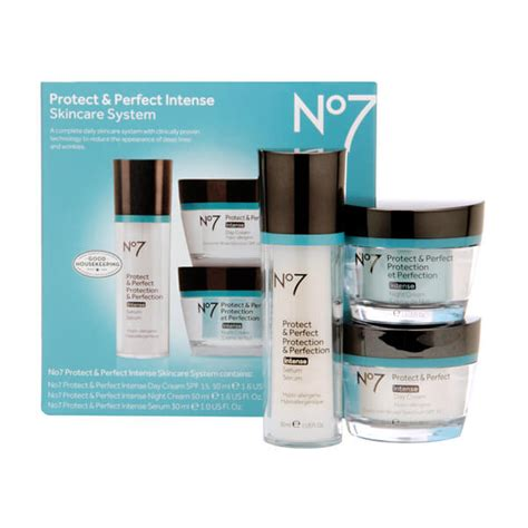 boots no7 boots no 7 protect and skincare system kit