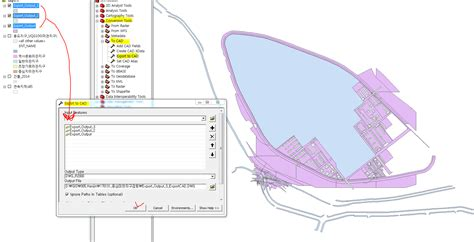 arcgis layout to cad arcgis desktop how to convert layout view to dxf or dwg