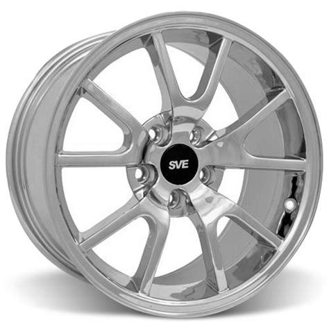 mustang gt fr500 wheels mustang fr500 wheel 17x9 chrome 94 04 lmr