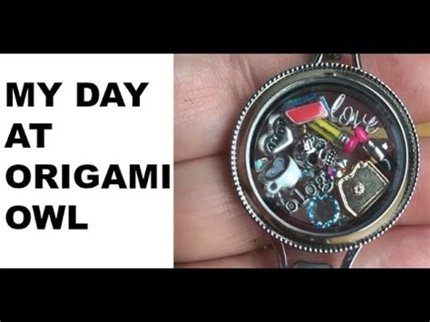 My Origami Owl - my origami owl visit crafty chica