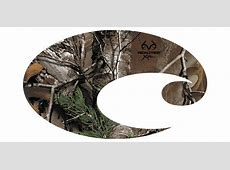 Costa C Decal Realtree Camo | Costa Sunglasses Xtra Decals