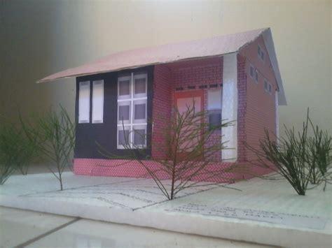 Maket Rumah maket rumah tipe 36 adrian