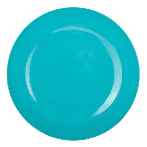 blue plates blue salad plate zak designs
