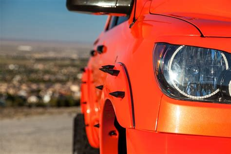 Led Light Engine by Cesar Navarro S Orange Tundra Build Is Juiced By
