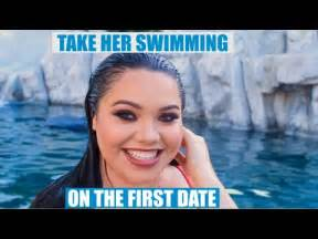 Make Up Sex Meme - take her swimming on the first date makeup tutorial youtube