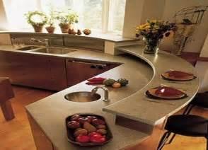 unique countertops kitchen islands unique kitchen countertops