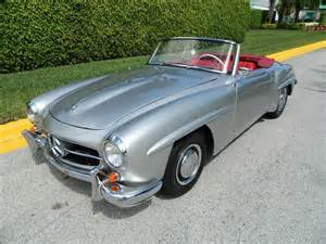 1962 Mercedes 190sl For Sale Used Cars For Sale Oodle Marketplace
