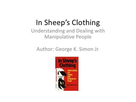 in sheep s clothing all about covert narcissists books book report in sheeps clothing