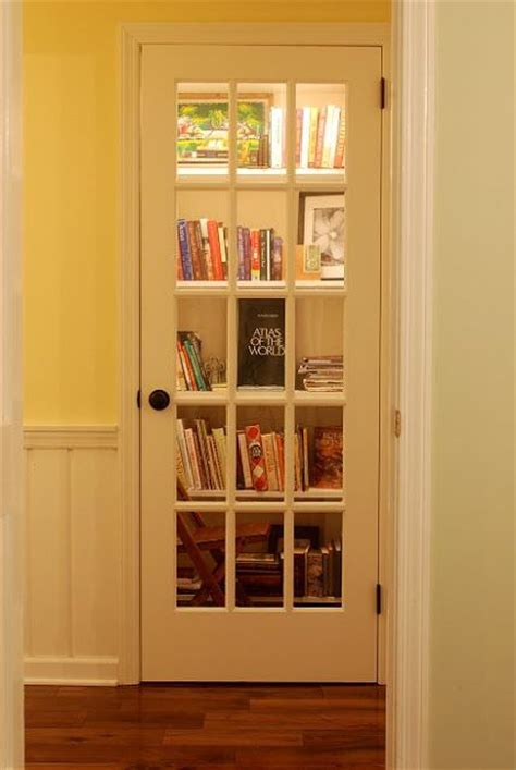 Coat Closet Shelving Turn A Coat Closet Into A Library Add Some Shelving And A