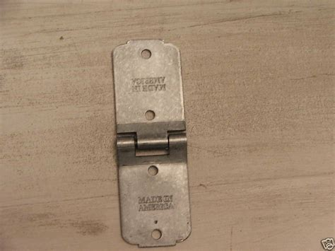 pair truck door center hinges roll up box truck todco