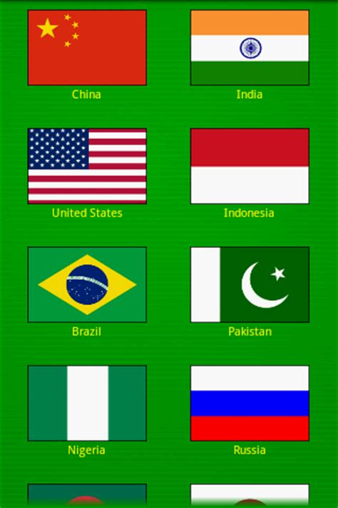 flags of the world online game identify the world flags game android apps on google play