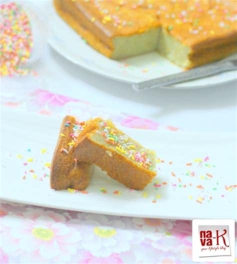 Banana Cake Cake Pisang bingka pisang banana cake recipe by navaneetham cookeatshare