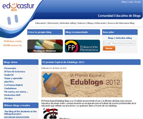 blogger que es blogs multimedia y web 2 0