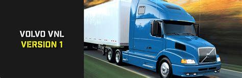 volvo vnl version  parts  state trucks