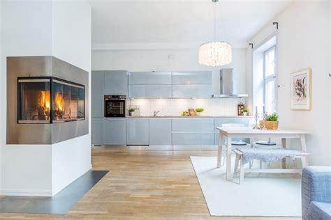 cuisine blanche et bleu peinture cuisine et combinaisons de couleurs en 55 id 233 es
