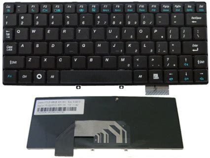 Keyboard Lenovo S9 S10 replace lenovo ideapad s9 s9e s10 s10e keyboard