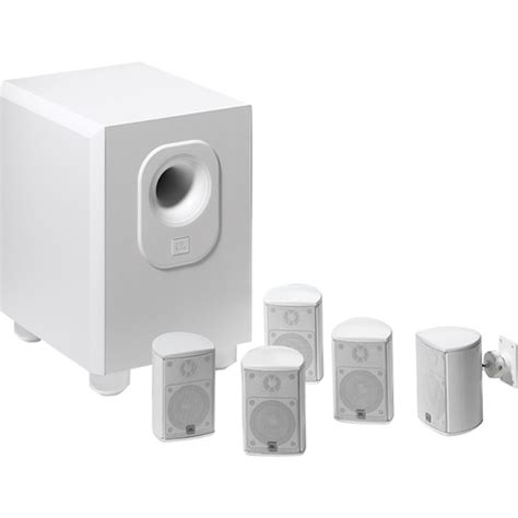 leviton jbl 5 1 home theater speaker system