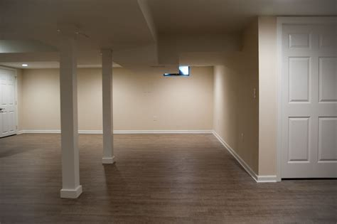 simple basement remodel in plainsboro nj