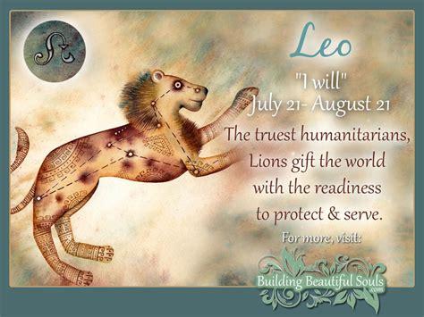 leo star sign leo sign traits personality characteristics