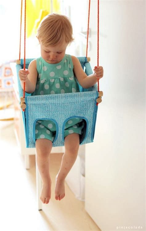 diy baby swing 60 simple cute things or gifts you can diy for a baby