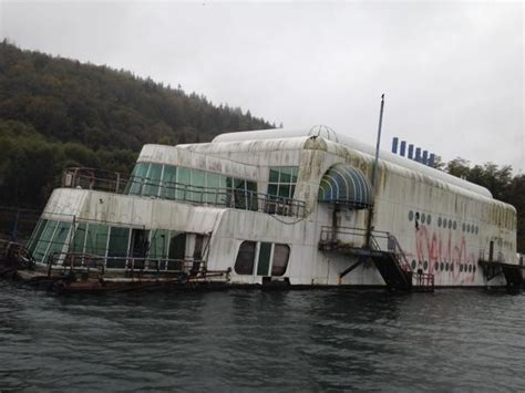 floating boat command meet the mcbarge how to visit the world s only abandoned
