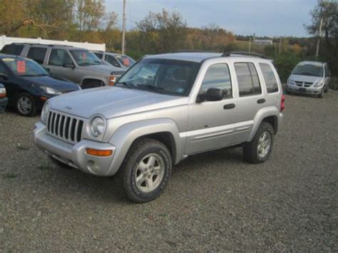 Jeep Liberty 2003 Type Find Used 2003 Jeep Liberty Limited Sport Utility 4 Door 3
