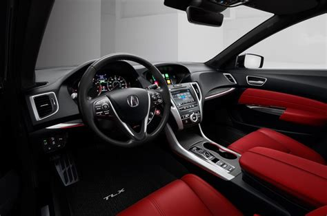 2020 Acura Tlx Interior by 2020 Acura Tlx Hybrid Release Date And Specs Best