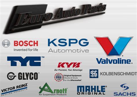Euro Auto Shop by Manufacturer Details European Automotive Parts