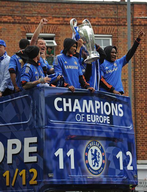 chelsea parade chelsea fc victory parade zimbio
