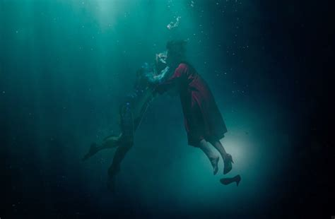 google movies the shape of water by sally hawkins trailer guillermo del toro s the shape of water takes the creature out of the lagoon
