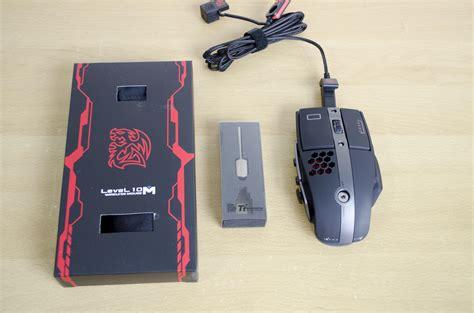 Tt Esport Mouse Level 10m Blackwhitegreenred tt esports level 10m hybrid review play3r page 3