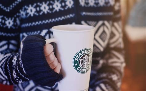 coffee winter wallpaper starbucks wallpapers wallpaper cave