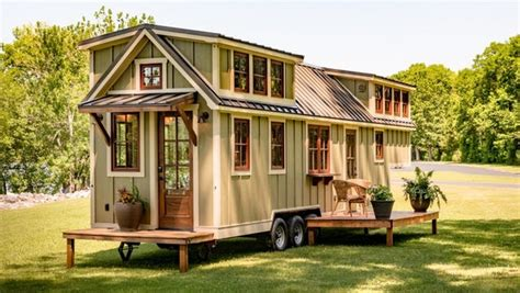 tiny house for two living large while going small the best luxury tiny