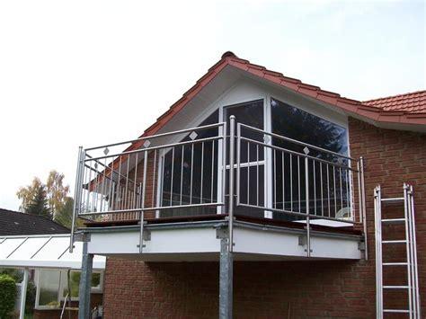 edelstahl balkon balkon edelstahl 02 balkone leistungen edelstahl und