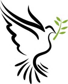 Holy Spirit Dove Outline by 1000 Ideas About Peace Dove Tattoos On Dove Design Dove Tattoos And Small