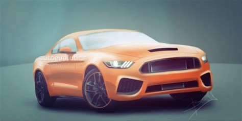 2016 ford mustang shelby gt500 rendered could pack