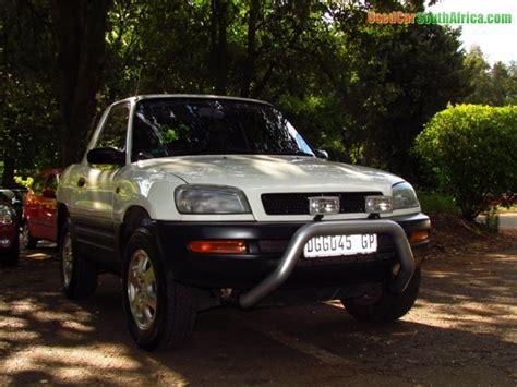 Toyota Rav4 Used Cars For Sale 1996 Toyota Rav4 Used Car For Sale In Randburg Gauteng