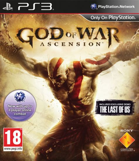 Bd Ps3 Kaset God Of War Ascention god of war ascension ps3 zavvi
