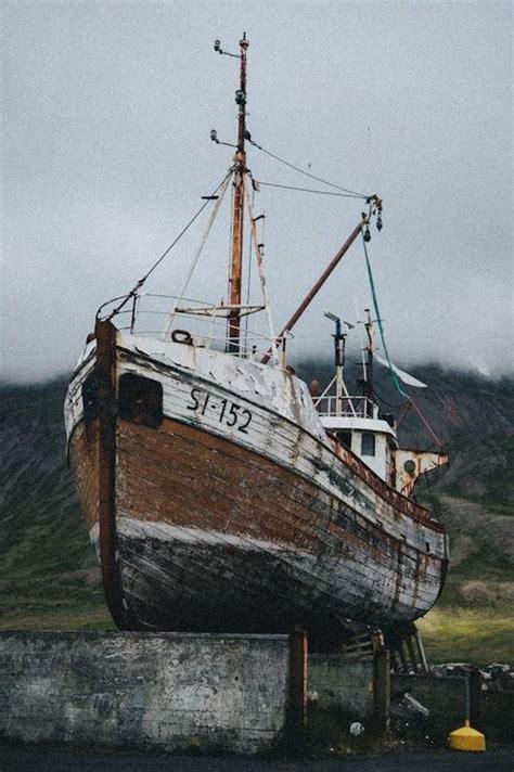 old boat horn old fishing boat dabbles pinterest