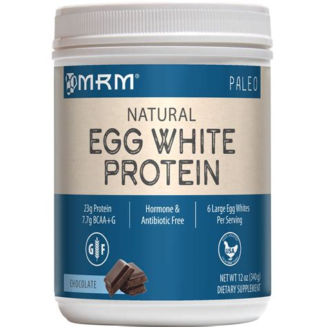 Hybrid Egg White Protein Powder 2 Lbs mrm all egg white protein rich vanilla 24 ounce health personal care