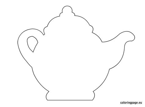 free printable teapot templates 39 awesome teapot template free images tea party