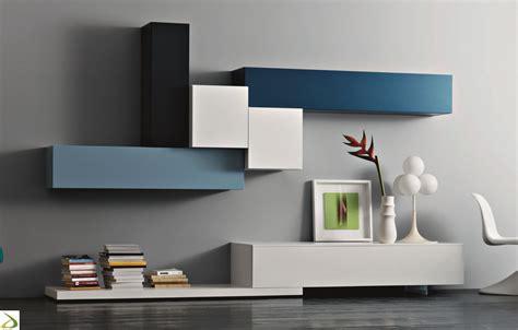 mobile moderno soggiorno parete soggiorno moderna elen arredo design
