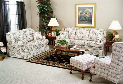 floral living room furniture sofia sleeper sofa floral levin furniture