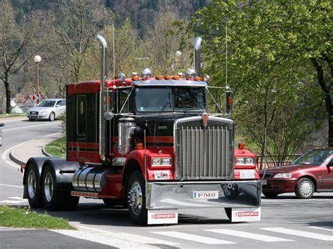 Comics Bilder Kenworth Trucks Are One Of The