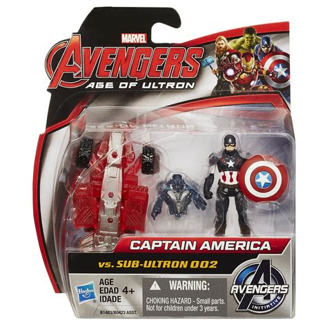 Hasbro Captain America With Blast Cycle Kapten Amerika 1 age of ultron toys hasbro releases