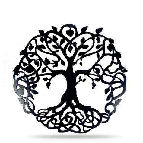 Best Selling Home Decor Items tree of life redline steel
